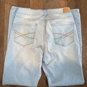 Size Aeropostale High Waisted Jegging Clean